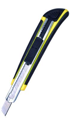 Really銳利三連發美工刀 (長140mm)