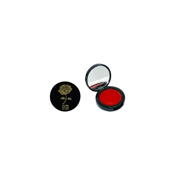 攜帶式(附鏡子)特級艾絨印泥-2930