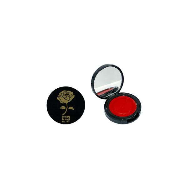 攜帶式(附鏡子)特級艾絨印泥-2931