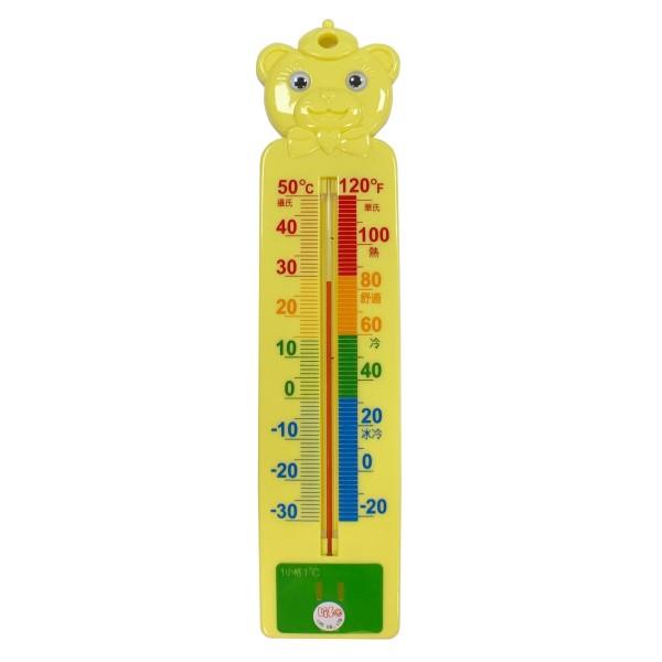 小熊溫度計